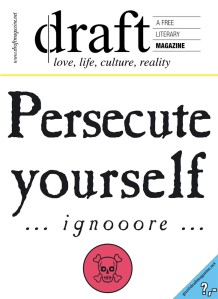 ADVERT_persecuteYourself.indd